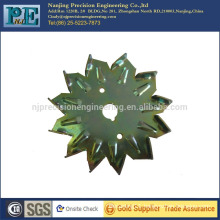 Custom high precision stamping parts for mechanical parts