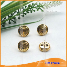 Fashion Gold Brass Buttons for Military BM1208