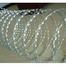 Alta qualidade Cross Razor Wire para venda