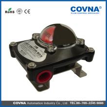 Interruptor de fin de carrera del actuador neumático