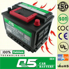SS55, 12V55AH, Australla Model, Auto Storage Maintenance Free Car Battery