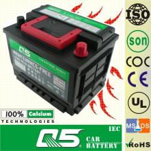 Bateria de carro livre da manutenção de DIN-55559 (55530) 12V55AH