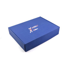 Matte Custom Shipping Box Corrugated Cardboard Box