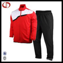 100% Polyester Plus Size Men′s Sports Suit Tracksuit