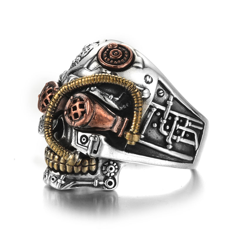 Skull Rings For Men