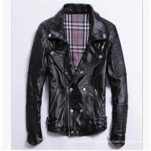 Biker Jacken aus echtem Leder Motorrad Jacken Großhandel