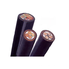 VDE0250 Standard SY 3 Core 2.5 mm2 Galvanized Steel Wire PVC Power Cable