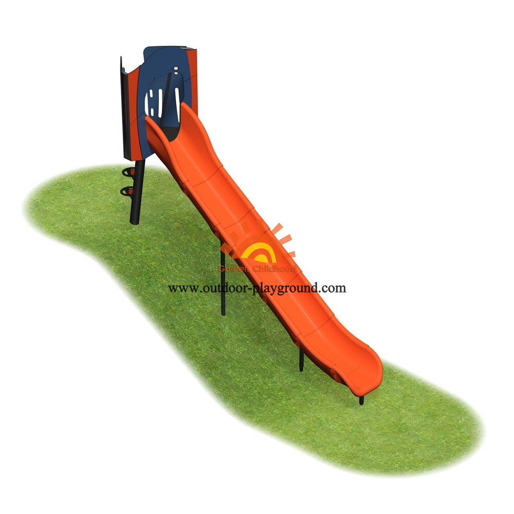Versatile Embankment Slide Plastic Open Slide