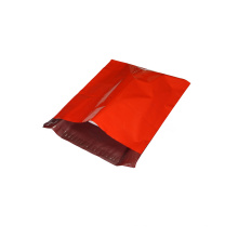 Nuevo Material LDPE Red Gift Plastic Packing Bag