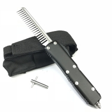 Automatisk Butterfly Training Comb-kniv