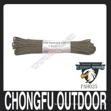 Paracord cordas corda de 4 milímetros exterior acessório pulseira desportiva