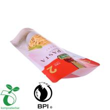 ECO Plastic Stand Up Food bag Heißsiegelung Wasserdicht und antioxidativ