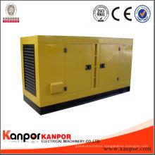 Brand Engine 500kVA Water Cooled Open Type Diesel Generator OEM Factory