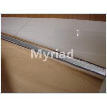 Hoja de sellado caliente del calor del papel de aluminio de la venta con el recubrimiento del PE de dos vías