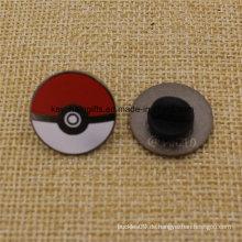Heißer Verkauf Mode Emaille Metall Pokemon Pokeball Pins