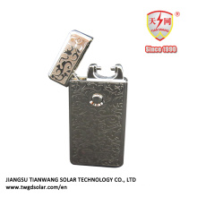 Low-Carbon Fashion Electric Arc Rechargeable Cigarette Windproof Lighter