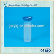 Cânula descartável médica de sucção com solidificador CE ISO aprovado