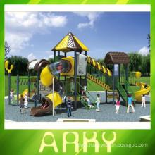 2015 Beautiful nature kids outdoor playground equipment