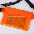 Clear PVC Transparent Phone Waterproof Pack Waist Bag