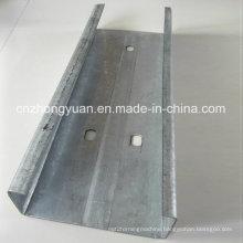 Building Material Metal C Purlin Price