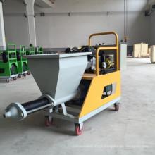 High quality mini cement mortar spraying plaster machine
