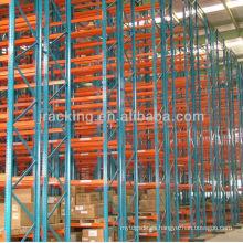 Estante de almacenamiento del almacén de muebles de Nanjing Jracking VNA