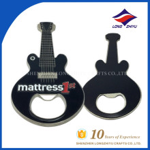 Hot selling cool guitar shape high quality anchor bottle opener