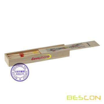 High Quality Wooden Custom Mikado Game