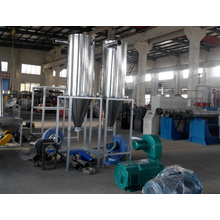 Hot-Cutting Compound PVC Granulating Line