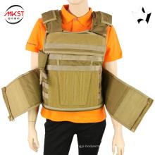 hot sale nij iiia level aramid Newest Steel Plate Bullet Proof Vest