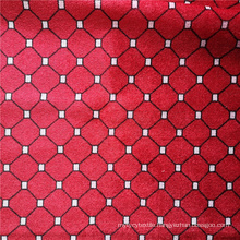 Velvet Polyester Fabric Upholstery Printed Fabric For Sale