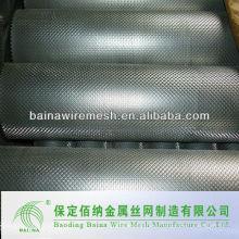 Malla del agujero de perforación del acero inoxidable para el filtro (precio de fábrica)