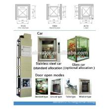Грузовой лифт грузоподъемностью 100 кг, лифт-лифт лифта для продуктов питания, электрический дембельтер