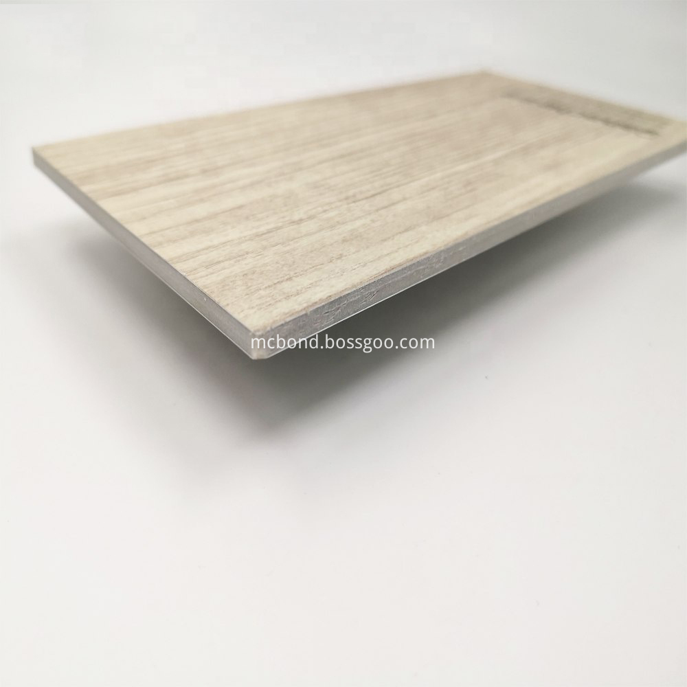 Acp Aluminium Composite Panel Interior Decoration Sandwich