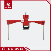 Dual purpose valve stop arm pipe ball valve handle lock BD-F32, suitable for gate valve ,ball valve ,butterfly valve