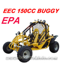 Specialized production 150cc two seat go kart with EPA