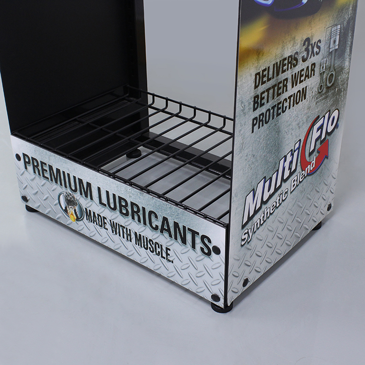 Customized Lubrication Display
