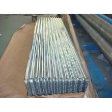 Corrugated Galvanized Roofing Blatt hergestellt in China