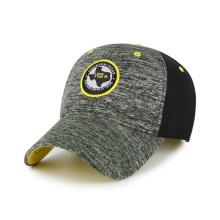Dry fit sweatband jersey fabric sports cap