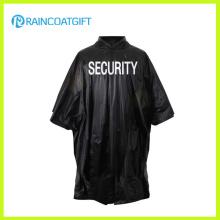 Wasserdichtes 100% PVC wiederverwendbares Regenhemd
