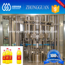 Automatic Small Scale Oil Bottle Filling Machine