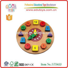 Clock Good kids Toys Educational Wooden Toys