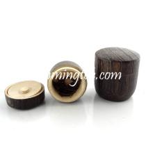Original Wooden Tea Canister