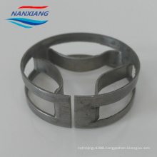SS304 316 Metal Inner Curved Arc Oblate Ring
