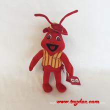 Плюшевые игрушки из мультфильма омаров