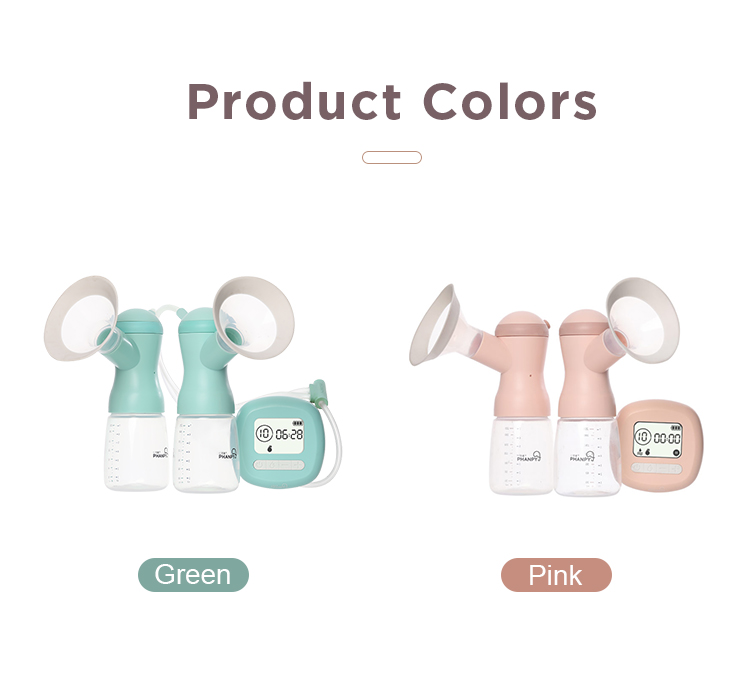 Electric Double Breast Pump