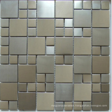 Stainless Steel Metal Mosaic Tile (SM267)