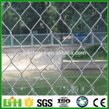 China supplier online shopping high quality galvanized chain link fence prices