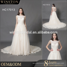 China supply all kinds of new model 2017 wedding dress