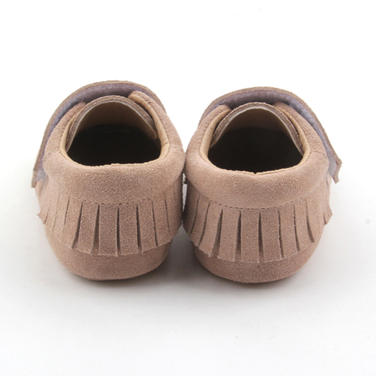 Baby Moccasins Toddler Tassel Shoes